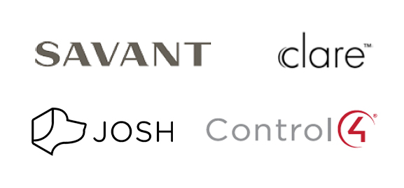 home automation product logos
